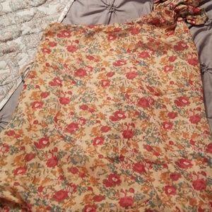 Bohemian Floral top